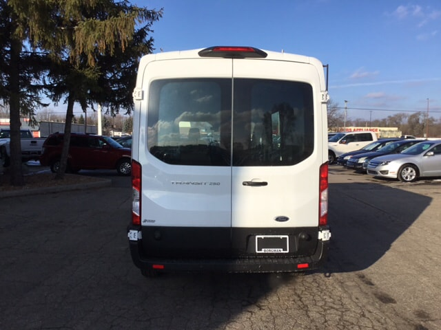 2019 Transit 250 Med Roof 4x2,  Empty Cargo Van #19T289 - photo 7