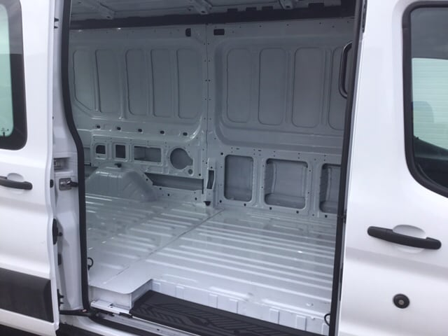 2019 Transit 250 Med Roof 4x2,  Empty Cargo Van #19T291 - photo 11