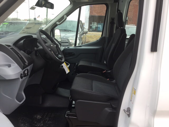 2019 Transit 250 Med Roof 4x2,  Empty Cargo Van #19T291 - photo 12