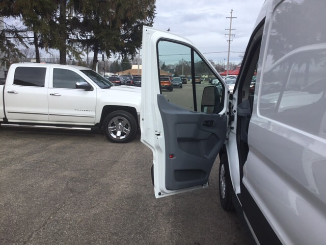 2019 Transit 250 Med Roof 4x2,  Empty Cargo Van #19T291 - photo 13