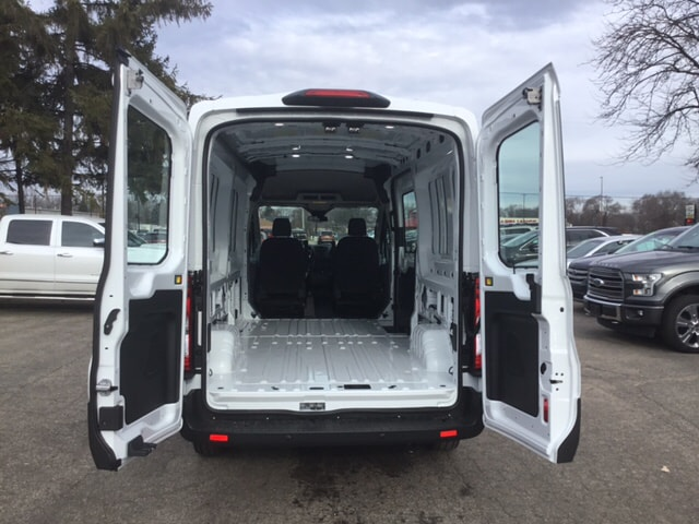 2019 Transit 250 Med Roof 4x2,  Empty Cargo Van #19T291 - photo 2