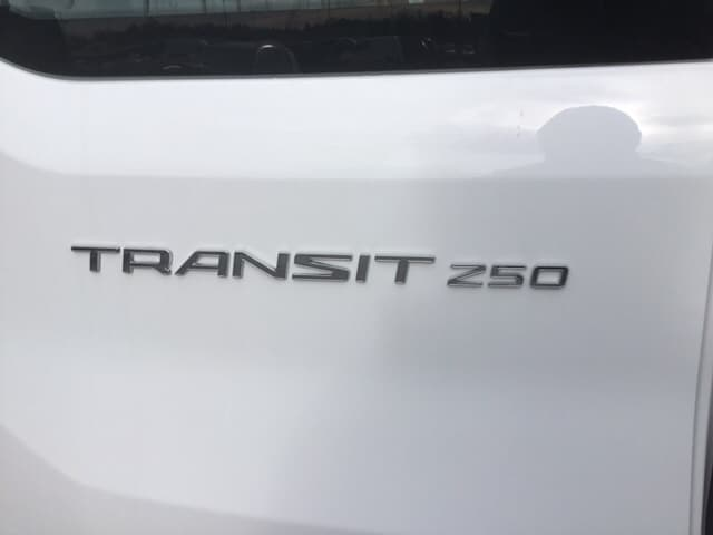 2019 Transit 250 Med Roof 4x2,  Empty Cargo Van #19T291 - photo 20