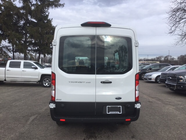 2019 Transit 250 Med Roof 4x2,  Empty Cargo Van #19T291 - photo 7