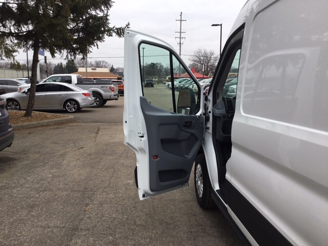2019 Transit 250 Med Roof 4x2,  Empty Cargo Van #19T333 - photo 13