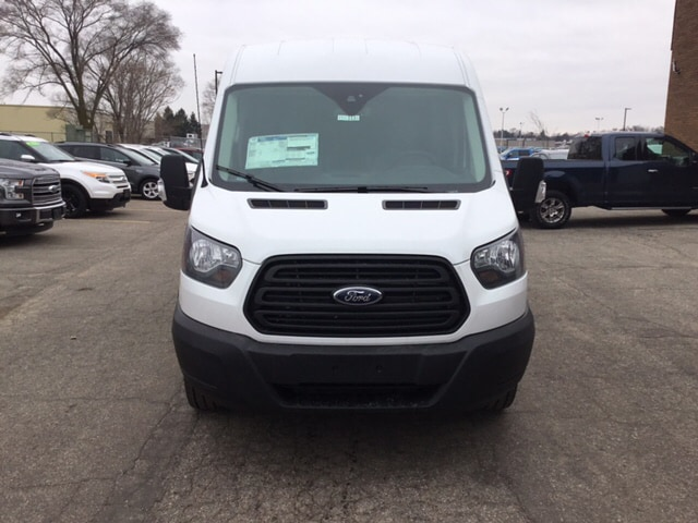 2019 Transit 250 Med Roof 4x2,  Empty Cargo Van #19T333 - photo 3