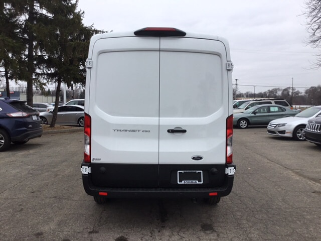 2019 Transit 250 Med Roof 4x2,  Empty Cargo Van #19T333 - photo 7
