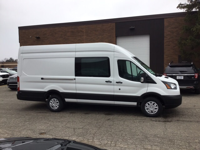 2019 Transit 350 High Roof 4x2,  Empty Cargo Van #19T417 - photo 4