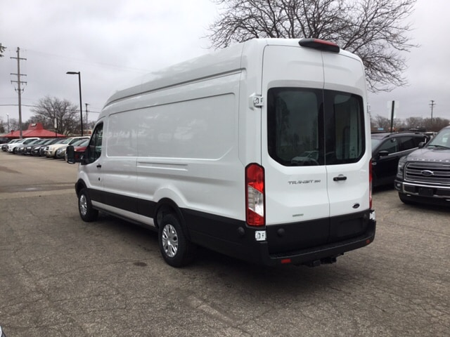 2019 Transit 350 High Roof 4x2,  Empty Cargo Van #19T417 - photo 8
