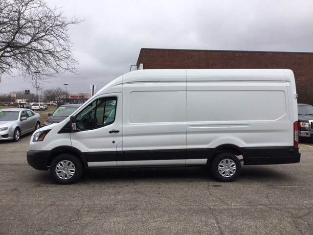 2019 Transit 350 High Roof 4x2,  Empty Cargo Van #19T417 - photo 9