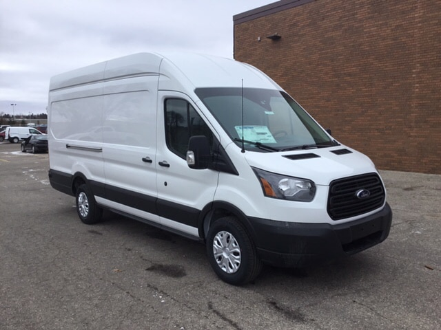 2019 Transit 350 High Roof 4x2,  Empty Cargo Van #19T451 - photo 4