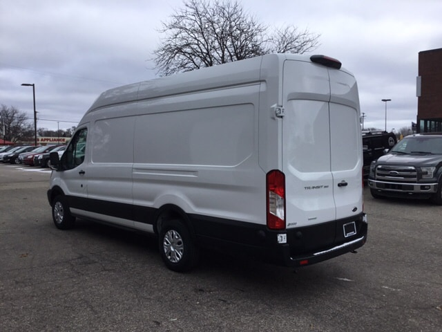 2019 Transit 350 High Roof 4x2,  Empty Cargo Van #19T451 - photo 9
