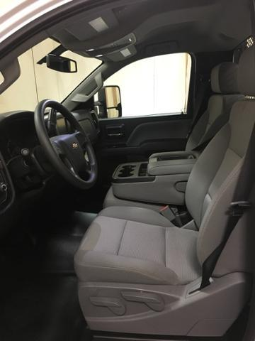 2018 Silverado 3500 Regular Cab DRW 4x2,  Monroe Platform Body #100666 - photo 9