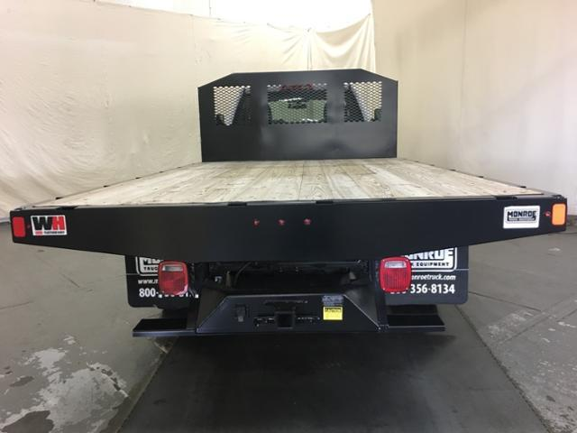 2018 Silverado 3500 Regular Cab DRW 4x2,  Monroe Platform Body #100666 - photo 5