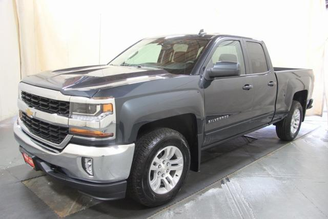 2018 Silverado 1500 Double Cab 4x4,  Pickup #104881 - photo 3