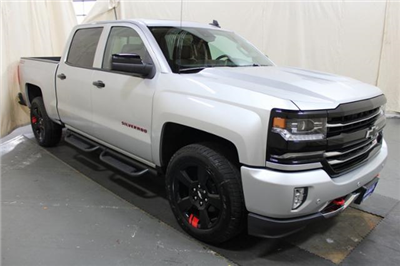 2018 Silverado 1500 Crew Cab 4x4,  Pickup #106135 - photo 3