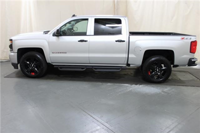2018 Silverado 1500 Crew Cab 4x4,  Pickup #106135 - photo 5