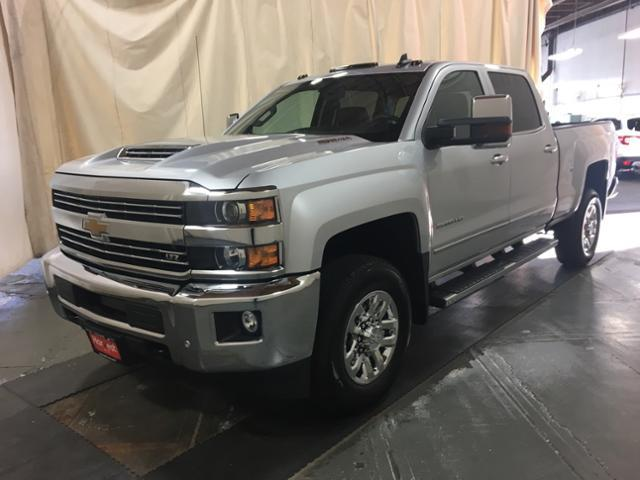 2019 Silverado 2500 Crew Cab 4x4,  Pickup #130526 - photo 3