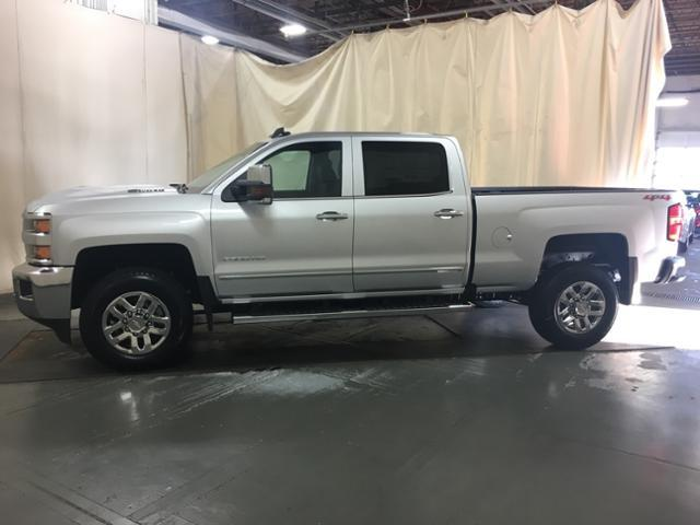 2019 Silverado 2500 Crew Cab 4x4,  Pickup #130526 - photo 5