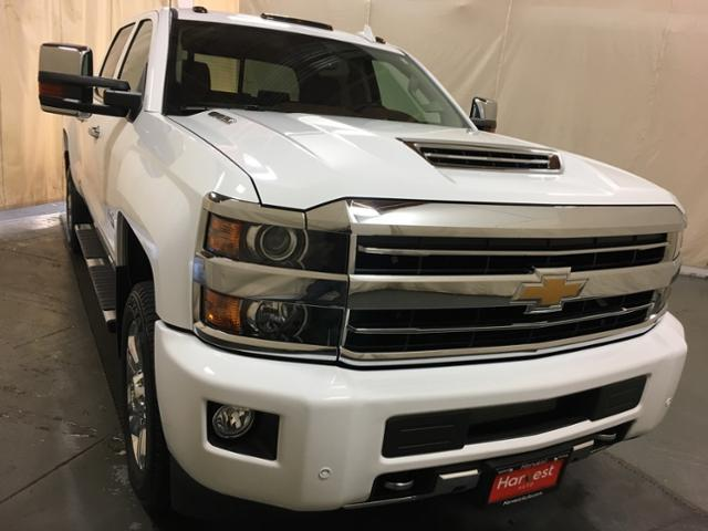 2019 Silverado 2500 Crew Cab 4x4,  Pickup #143185 - photo 4