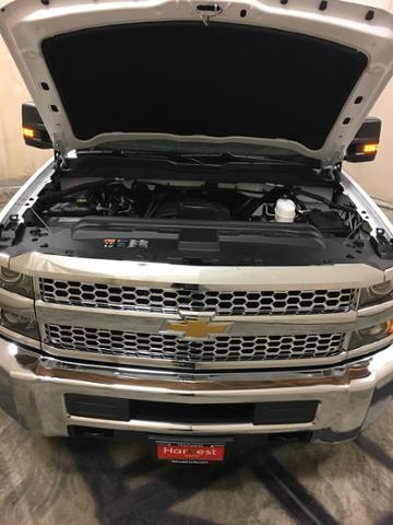 2019 Silverado 2500 Double Cab 4x4,  Pickup #143833 - photo 18