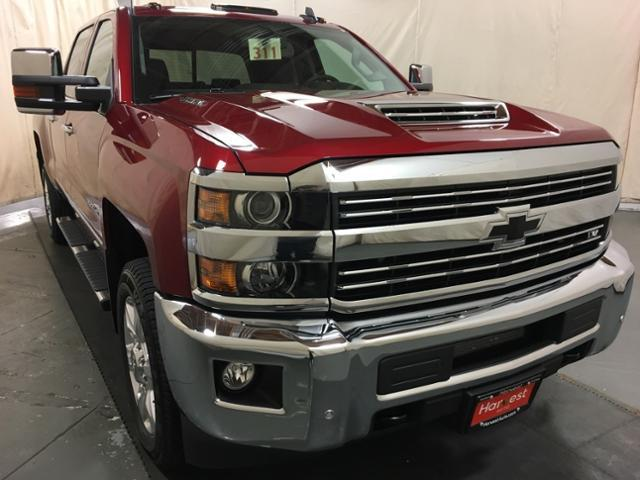 2019 Silverado 2500 Crew Cab 4x4,  Pickup #150639 - photo 2