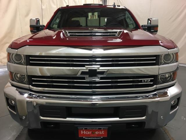 2019 Silverado 2500 Crew Cab 4x4,  Pickup #150639 - photo 4
