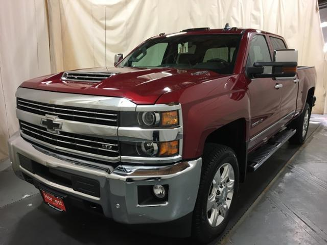 2019 Silverado 2500 Crew Cab 4x4,  Pickup #150639 - photo 5