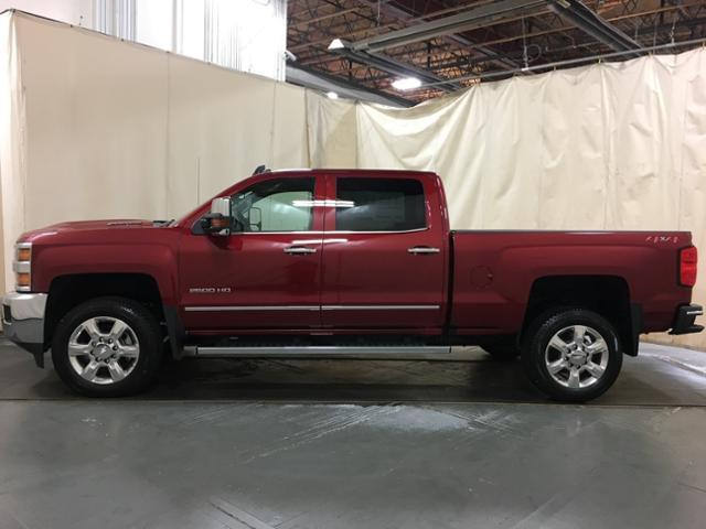 2019 Silverado 2500 Crew Cab 4x4,  Pickup #150639 - photo 6