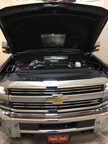 2019 Silverado 2500 Crew Cab 4x4,  Pickup #151048 - photo 17