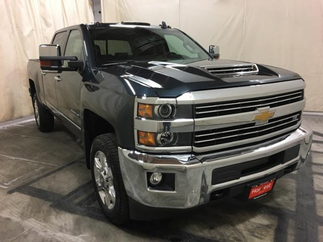 2019 Silverado 2500 Crew Cab 4x4,  Pickup #151108 - photo 3