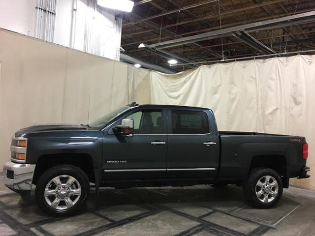2019 Silverado 2500 Crew Cab 4x4,  Pickup #151108 - photo 5