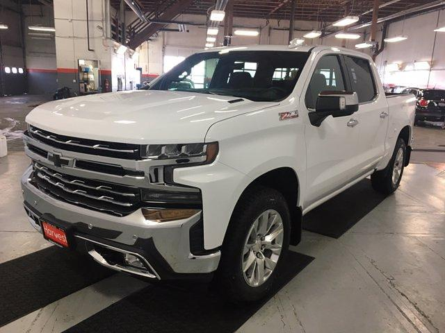 2021 Chevrolet Silverado 1500 Crew Cab 4x4, Pickup #155768 - photo 1