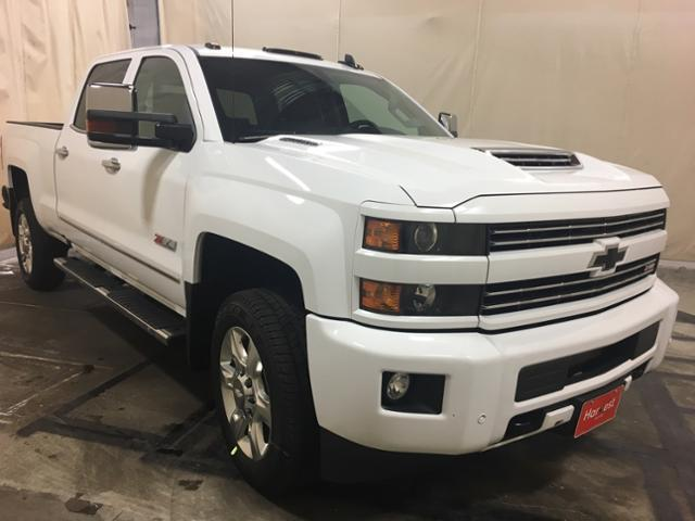 2019 Silverado 2500 Crew Cab 4x4,  Pickup #156841 - photo 4