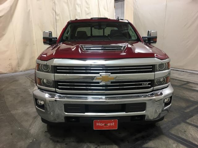 2019 Silverado 2500 Crew Cab 4x4,  Pickup #157591 - photo 4