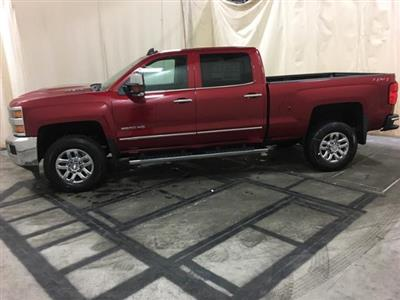 2019 Silverado 2500 Crew Cab 4x4,  Pickup #157591 - photo 5