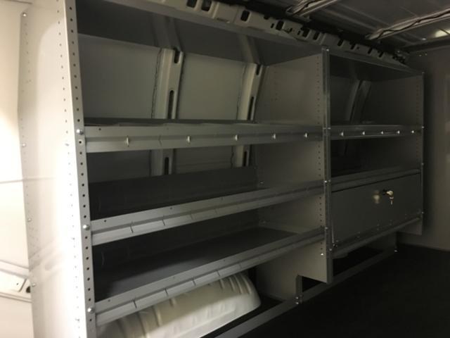 2019 Express 2500 4x2, Masterack Steel General Service Upfitted Cargo Van #171022 - photo 13