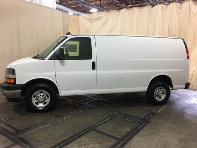 2019 Express 2500 4x2, Masterack Steel General Service Upfitted Cargo Van #171022 - photo 5