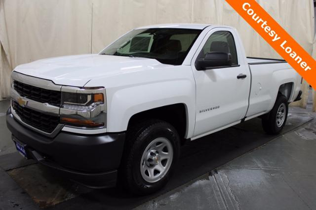 2018 Silverado 1500 Regular Cab 4x4,  Pickup #171653 - photo 1