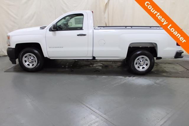 2018 Silverado 1500 Regular Cab 4x4,  Pickup #171653 - photo 5
