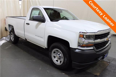 2018 Silverado 1500 Regular Cab 4x4,  Pickup #171653 - photo 3