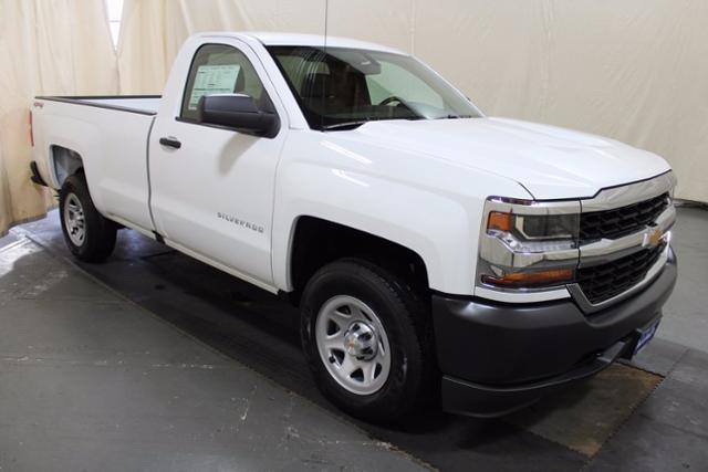 2018 Silverado 1500 Regular Cab 4x4,  Pickup #174350 - photo 5