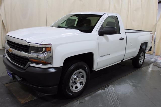 2018 Silverado 1500 Regular Cab 4x4,  Pickup #174350 - photo 3
