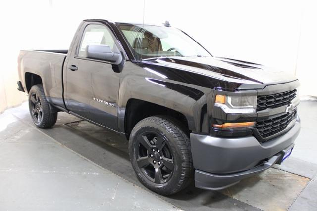 2018 Silverado 1500 Regular Cab 4x4,  Pickup #190766 - photo 5