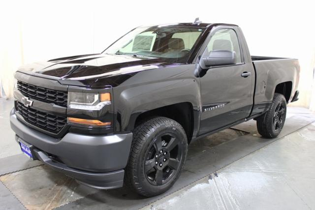 2018 Silverado 1500 Regular Cab 4x4,  Pickup #190766 - photo 3