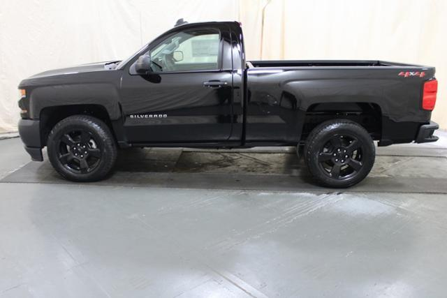 2018 Silverado 1500 Regular Cab 4x4,  Pickup #190766 - photo 4