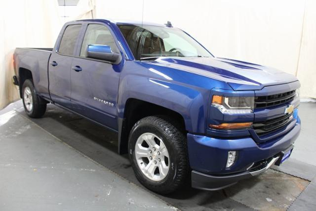 2018 Silverado 1500 Double Cab 4x4, Pickup #202939 - photo 3