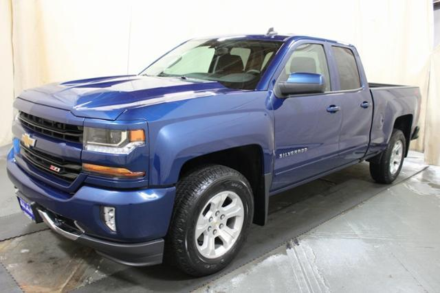 2018 Silverado 1500 Double Cab 4x4, Pickup #202939 - photo 1
