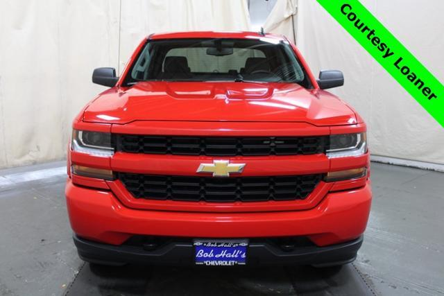 2018 Silverado 1500 Crew Cab 4x4,  Pickup #226581A - photo 6