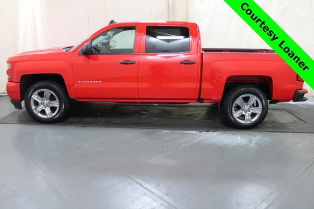 2018 Silverado 1500 Crew Cab 4x4,  Pickup #226581A - photo 7
