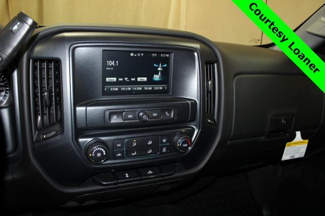 2018 Silverado 1500 Crew Cab 4x4,  Pickup #226581A - photo 25